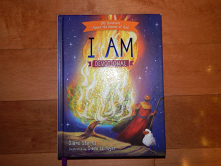 I AM DEVOTIONAL - 100 Devotions About the Names of God