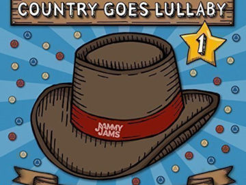 Jammy Jams Country Goes Lullaby