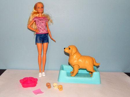 Barbie Newborn Pups