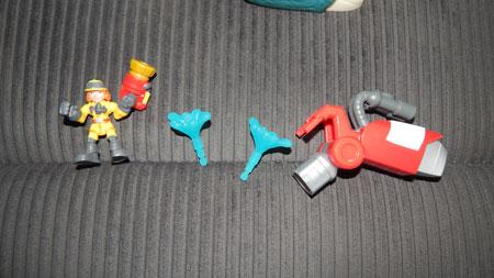 Chomp Squad Accessories