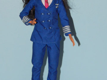 Career Barbie Pilot
