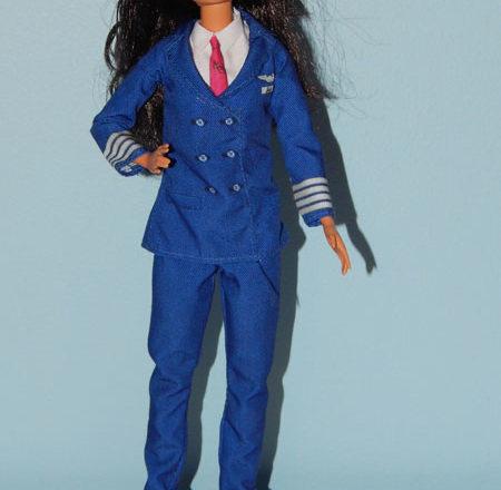 Career Barbie Pilot