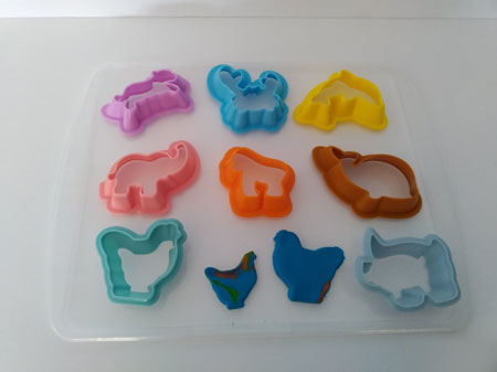 Play-Doh Animal Stamper