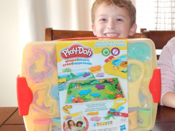 Play-Doh Case