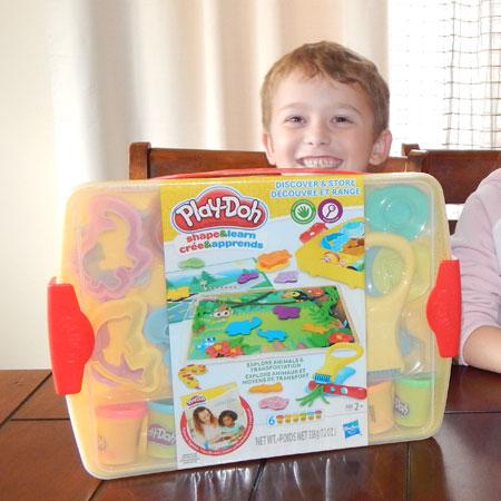 Play-Doh Case