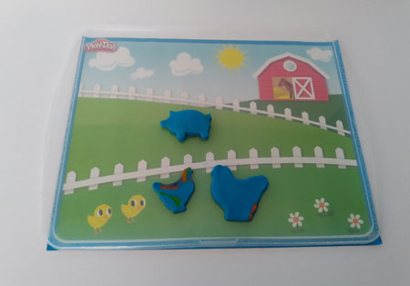 Play-Doh PlayMat