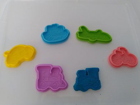 Play-Doh Vehicle Stamper