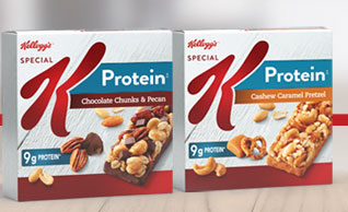 Special K Protein Bars