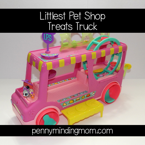 Littlest Pet Shop Treats Truck