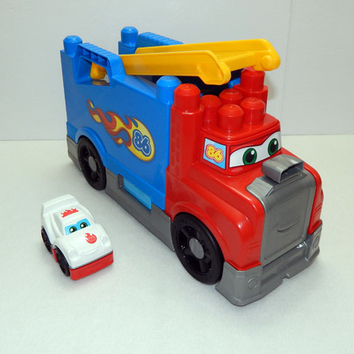 Mega Blok Vehicles