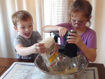 Braun MulitMix 5 Shortbread Cookies