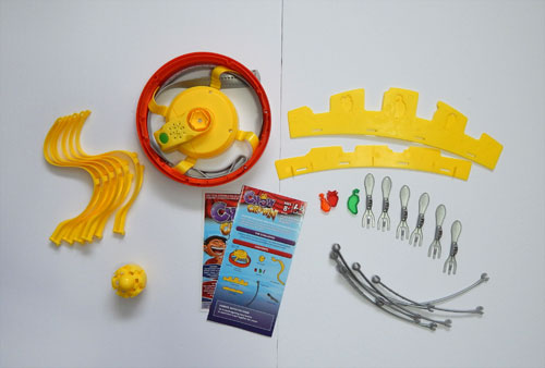 Chow Crown Parts