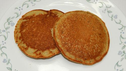 Cricket Pancakes