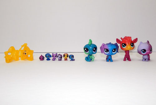 LPS Cosmic Pounce Set