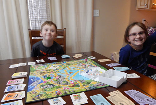 The Game of Life Kids
