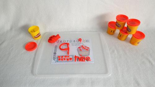 Play-Doh Playmet