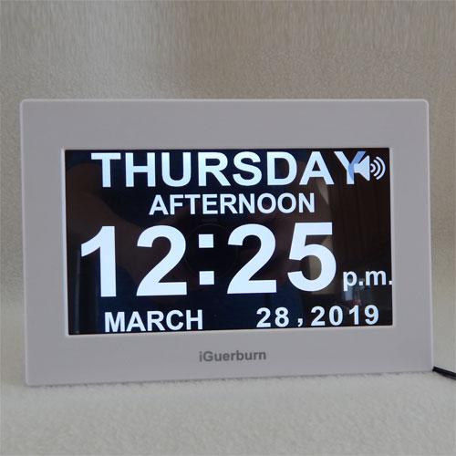 iGuerburn Alarm Clock