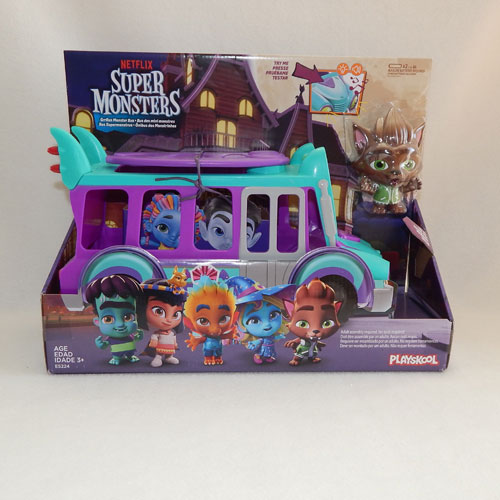 Super Monsters GrrBus