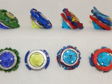 Beyblade Burst Evolution Elite Warrior Four Pack