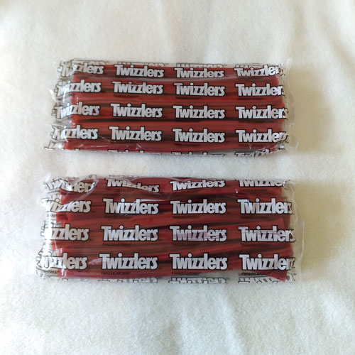 Cherry Twizzelators Packages