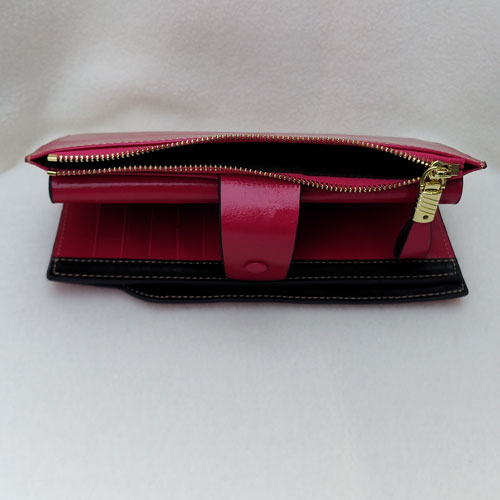 Parvenza Wallet Zippered Pouch