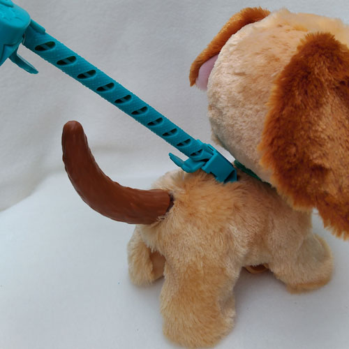 furReal Big Wags leash attachment