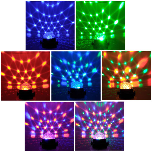 Nequare Discoball Light Effects