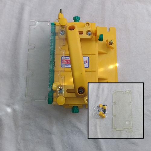 Deflector Connector