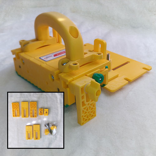 Gravity Heel Kit