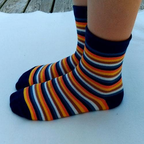 LifeWheel Socks Side View