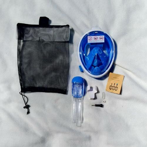 Gpeng Snorkel Mask