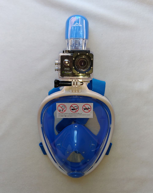 Gpeng - Mask with Camera