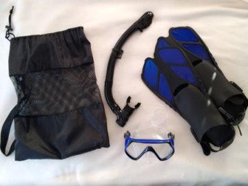 Odoland Snorkel Set