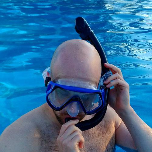 Odoland Snorkel