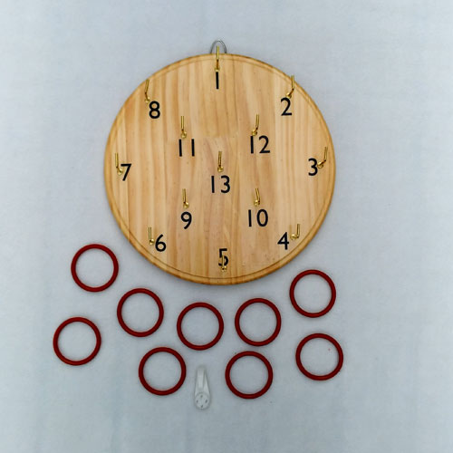 Pellor Ring Toss Game Parts