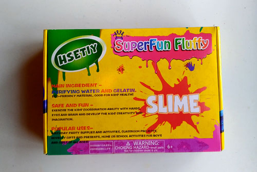 HSETIY Super Slime Kit