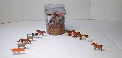 Farm Animals Bucket