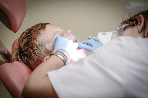 Image Credit jarmoluk (Pixabay) - Dentist Visit