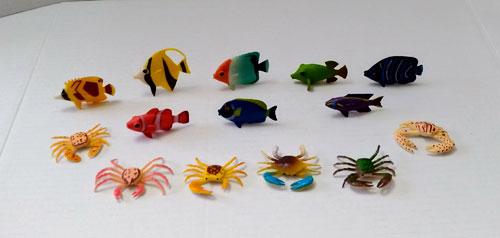 Battat Tropical Fish - Singles