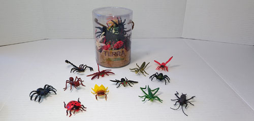 Terra by Battat - Insects Container