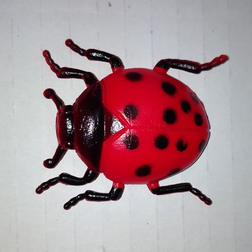 Terra by Battat - Ladybug