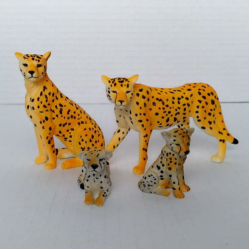 Terra by Battat - Cheetah Family