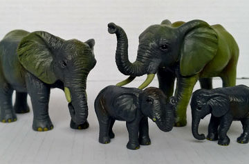 Terra by Battat Elephant Family
