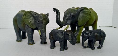 Terra by Battat Elephant Family