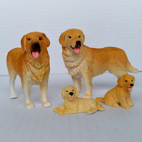 Terra by Battat Dog Family