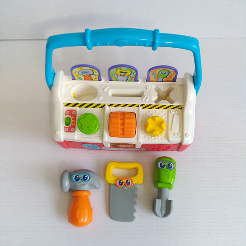 VTech Fix-it Buddies Toolbox