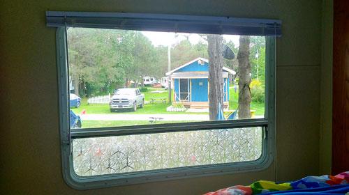 Camper Window Application