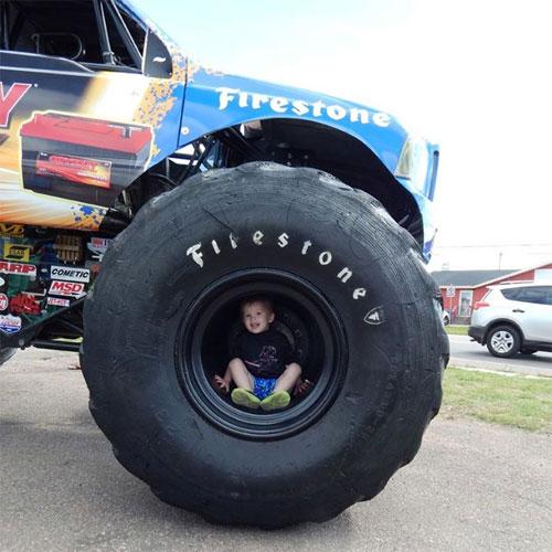 Big Foot Monster Truck