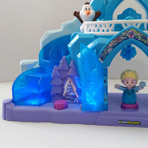 Disney Frozen Elsa Ice Castle