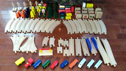 Battat Train Set
